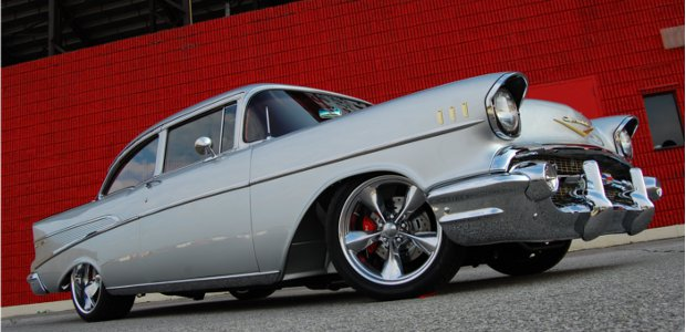 57 Chevy Restomod
